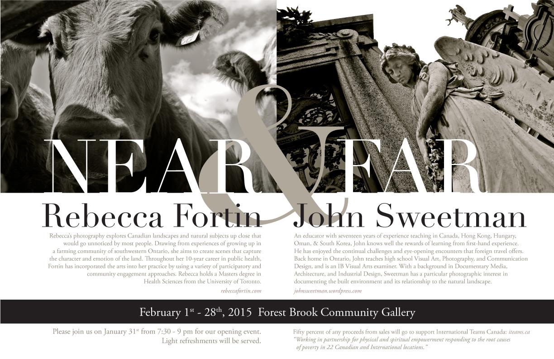 Upcoming Exhibition: Near &Far